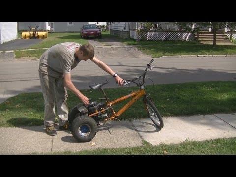 Trike Bike Build