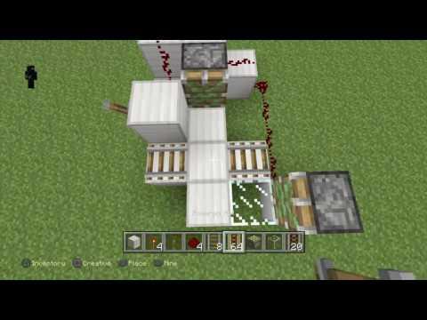 Powered Rail Duplication Glitch Minecraft PS4/XBOX ONE