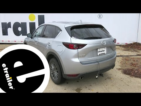 Tekonsha T-One Vehicle Wiring Harness Installation - 2017 Mazda CX-5 - etrailer.com