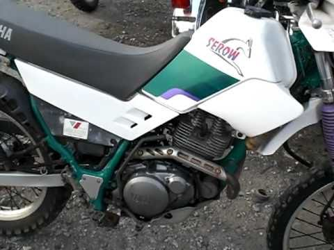 JAPANESE USED MOTORCYCLE EXPORT from Japan SELLOW225W