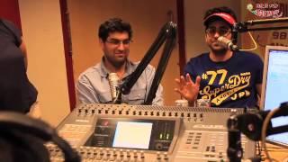 Download Ayushman Khurana and Kunal Roy Kapoor talking about ″Nautanki Sala″ at Radio Mirchi Studios! Video