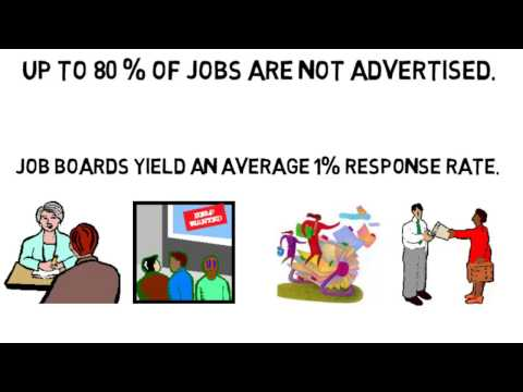 Job Search - The Hidden Job Market
