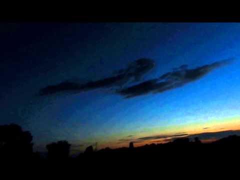 black Cloud & New Contact Phenomena.!! Freaking Bazaar & Weird Too !!!