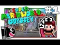 Download Super Mario World Odyssey - SMW Rom Hack with Cappy! (EP1) MP3,3GP,MP4