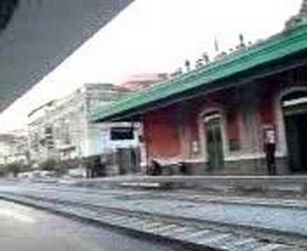 Pompeii Train Station