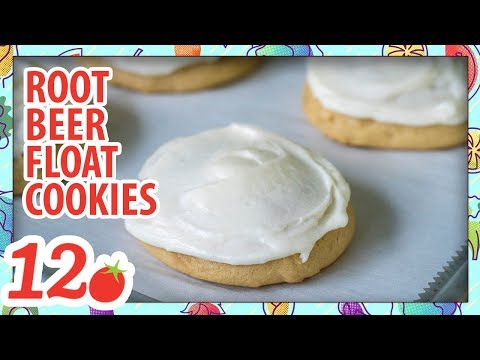 How to Make: Root Beer Float Cookies
