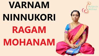 Learn Carnatic Classical Vocals: Lesson 4-6 Varnam