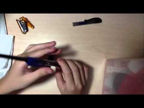 Pen Gun tutorial