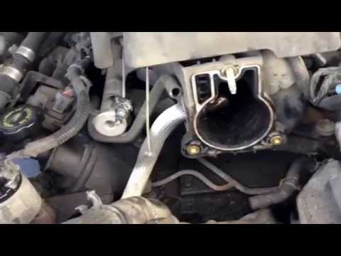 99 chevy Silverado throttle body cleaning