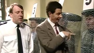 Bean Stops Crime | Funny Clips | Mr Bean Official
