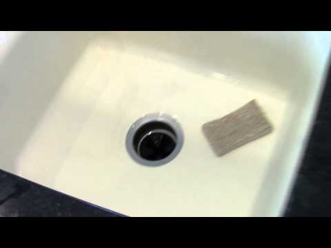 How to remove rust stains from a sink, bathtub, clothes, carpet, washing machine