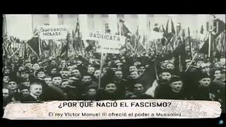 El nacimiento del Fascismo