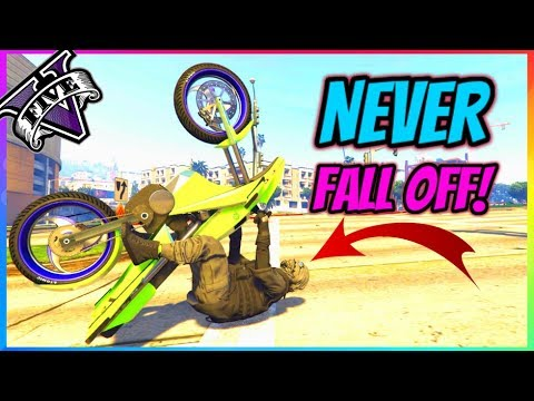 *SOLO 4 New Glitches! Never Fall Off Motorcycle! Insure Lifeguard Blazer MORE! GTA 5 Online Glitches
