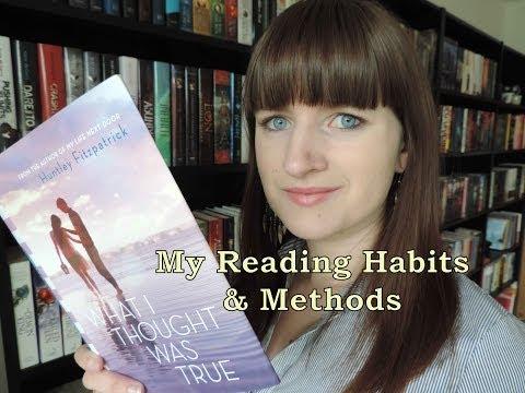 My Reading Habits & Methods