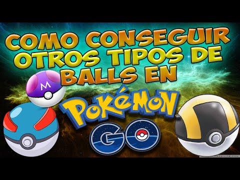 POKEMON GO-COMO CONSEGUIR SUPERBALLS,ULTRABALLS & MASTERBALLS!