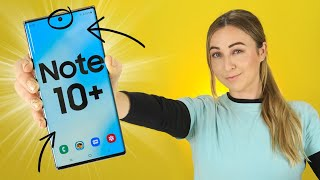 Samsung Galaxy Note 10 & Note 10+ EXCLUSIVE - Tips, Tricks & Hidden Features!
