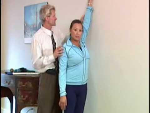 FROZEN SHOULDER EXERCISES part 1 - Trigenics OAT Procedure - Frozen Shoulder Cure
