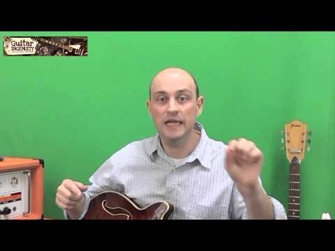 How To Give A Guitar Lesson - Guitar Questions #4