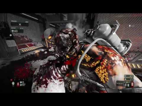 Killing Floor 2: Containment Station Hard/Long/Coop (Berserker) PS4