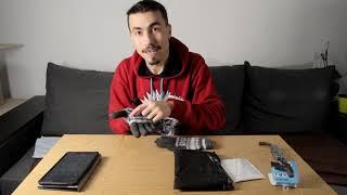 Распаковка китайских перчаток и стилуса. Китайское гауно?!