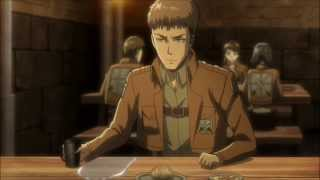 Shingeki No Kyojin (attack On Titan) Ova 2 - Jean Being A Dick
