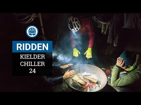 How Not To Ride A Winter 24-Hour Race - Kielder Chiller 24