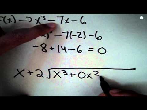 Factoring Polynomials using the Factor Theorem