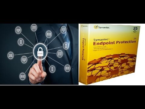 Symantec Endpoint Protection 12,14 Server Side Installation , Create Client Package and Policy
