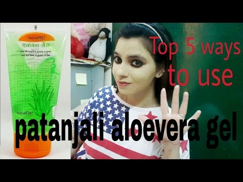 Top 5 ways to use patanjali