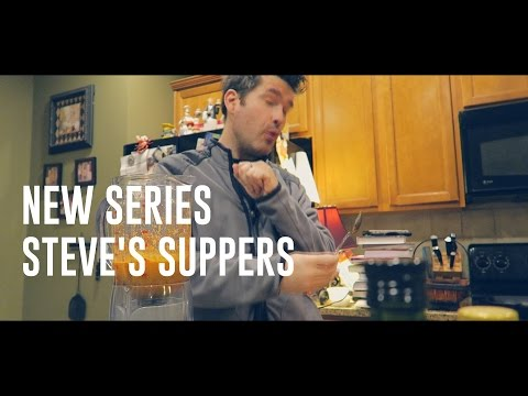STEVE'S SUPPERS TRAILER
