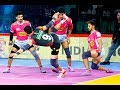 Pro Kabaddi 2019 Highlights Bengaluru Bulls Vs Jaipur Pink Panthers
