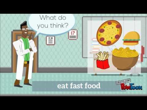 Healthy habits presentation