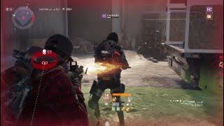 PS4 XIM APEX] The Division   16 Kills Skirmish Gameplay