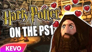 Harry Potter On The Ps1 But Hagrid Won
