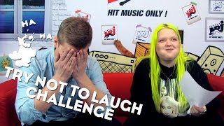 ALMA | Try not to laugh challenge