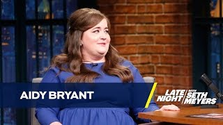 Download Aidy Bryant Thought Her Proposal Was a Joke Video