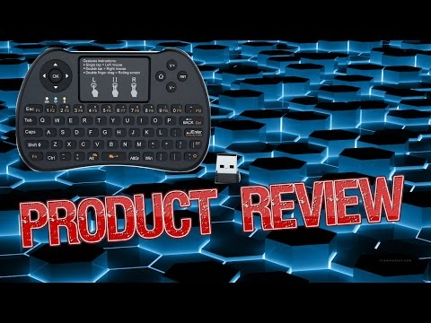 Mini Wireless Keyboard And Mouse Combo Review H9
