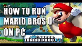 Cemu 1 15 1e New Super Mario Bros U Crash Fix Videos - 9tube tv