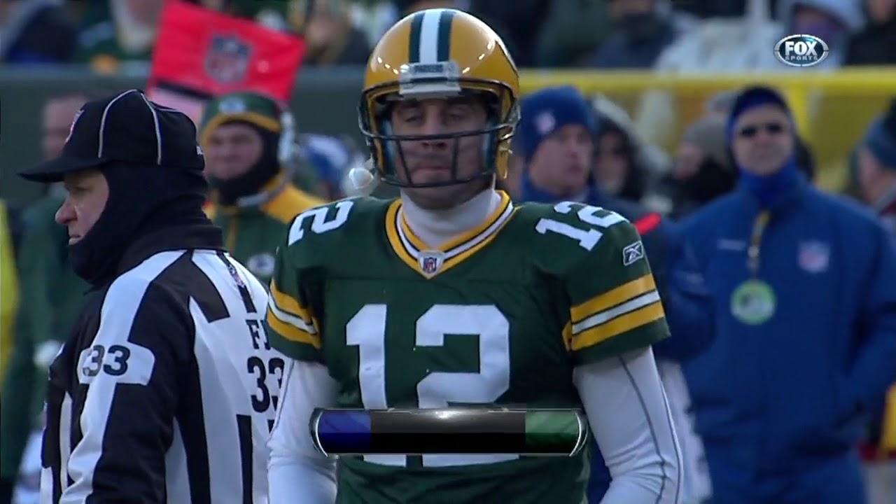 2010 Week 17 - Bears @ Packers