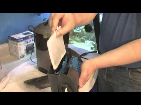 How to Operate a Fish Tank Filter