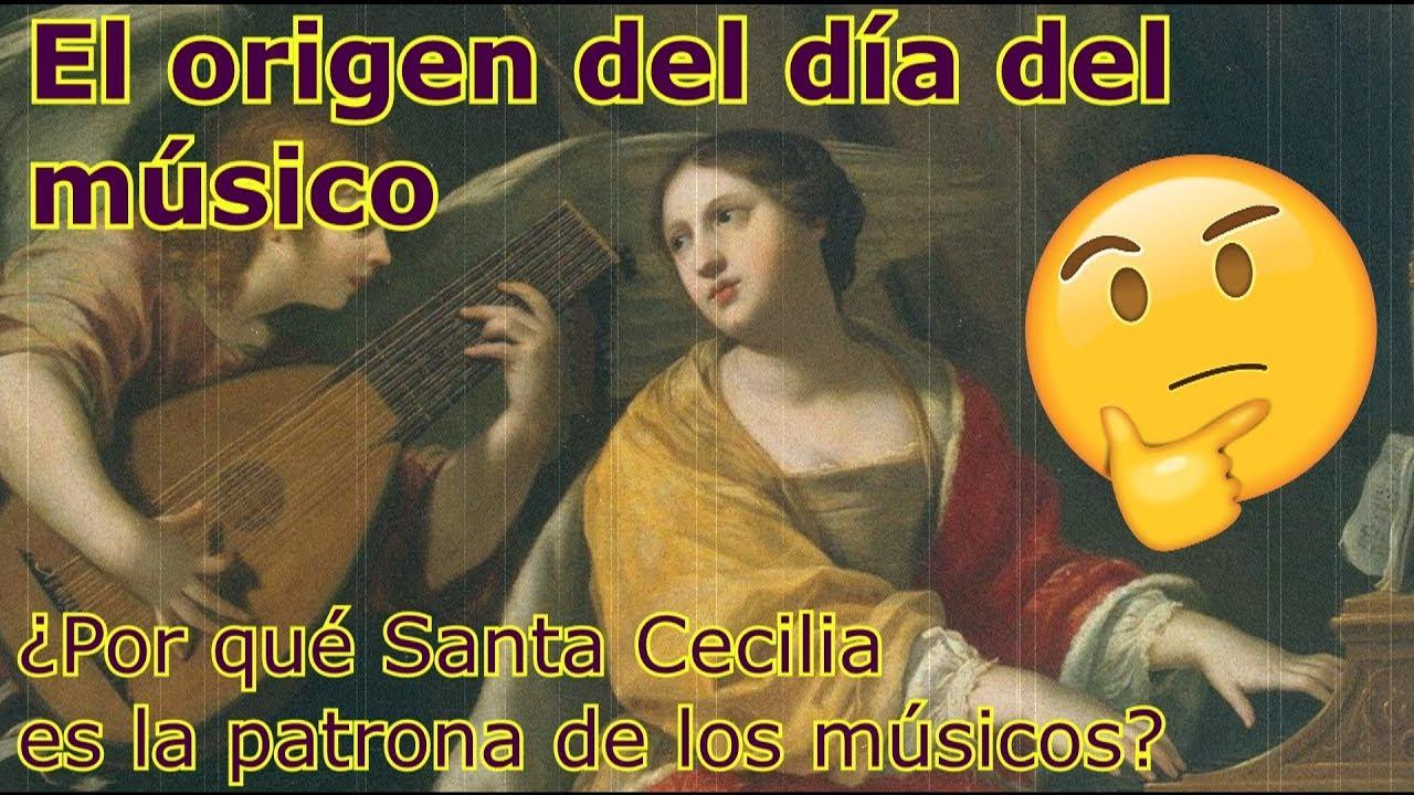 ¿Por qué la patrona de los músicos es Santa Cecilia? El origen del Día del Músico.