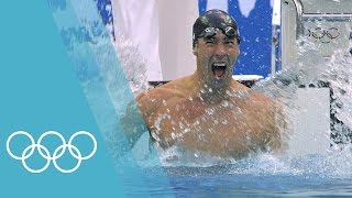 Top 5 Olympic Swimmers