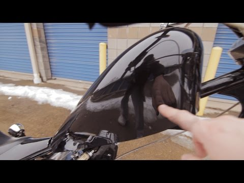How To Spray Paint a Mirror High-Gloss Finish with Rattle Cans! Primer & Color (Part 1 of 2) ✔