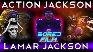 Lamar Jackson - Action Jackson (An Original MVP Documentary)