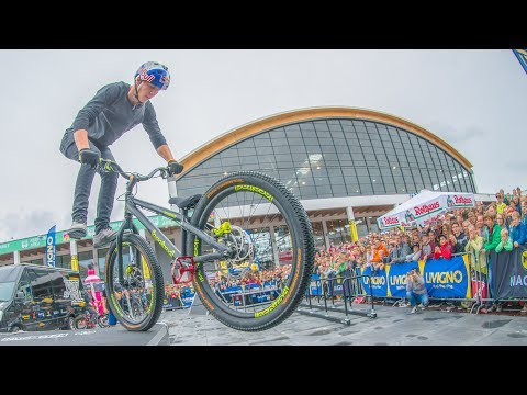 The 2018 Drop and Roll Tour with Danny MacAskill, Fabio Wibmer, Duncan Shaw and Ali Clarkson