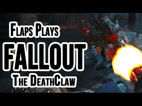 Fallout 4 Gameplay PC, Part 5 (The DeathClaw)