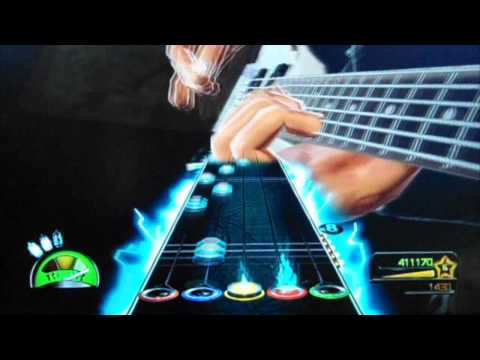 Guitar Hero Metallica: Fight Fire With Fire 100% FC Expert Guitar