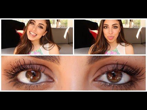 Make Your Brown Eyes POP!