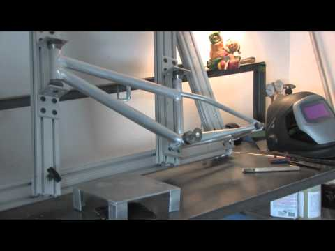 BMX Bike Build Time Lapse Video