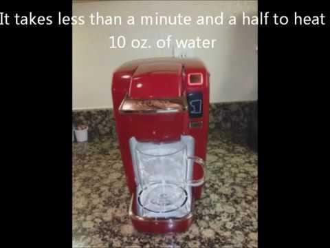Video Keurig K15 Coffee Maker